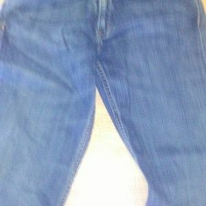 Jeans - Mens boot cut banana republic 9/10 grade... 33 34